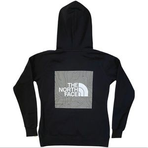 The North Face Women's Half Dome Black Hoodie